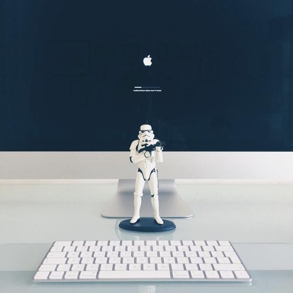 Stirmind Frederick Tadeo Storm Trooper